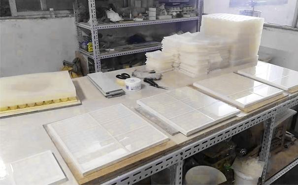 方糖食品级硅胶模具生产-广州硅胶制品厂