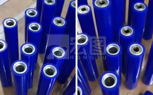除尘硅胶胶辊制作-苏州胶辊制造公司
