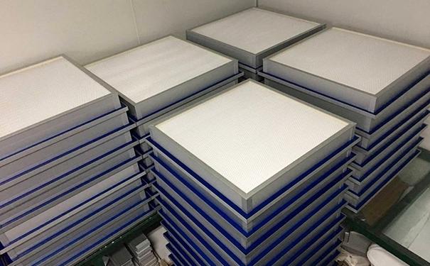 高效过滤器液槽胶应用-苏州空气净化设备公司
