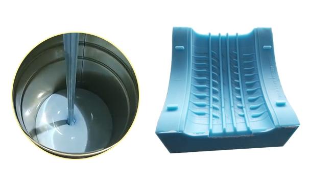 轮胎模具硅胶生产制作-山东轮胎制造厂