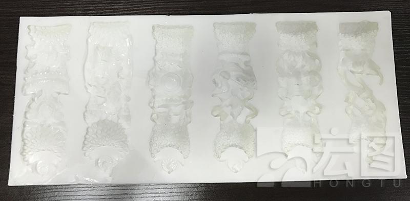 工艺品硅胶模具定制-杭州企博工艺品制造厂
