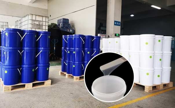 液体硅胶生产